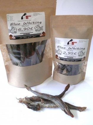 RB Fisch Blue Whiting 100g